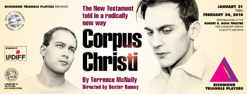 CORPUS CHRISTI: The New Testament told in a radically new way