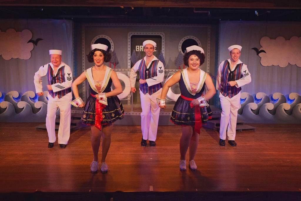DAMES AT SEA: Making Waves at Swift Creek