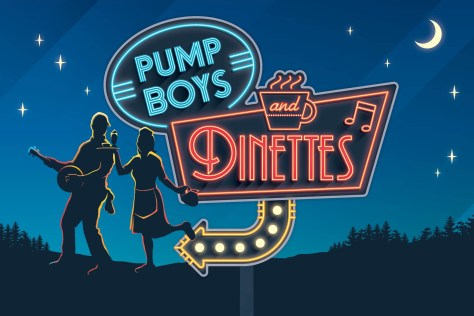 "PUMP BOYS AND DINETTES: A ""Pump Rock"" Country Musical"
