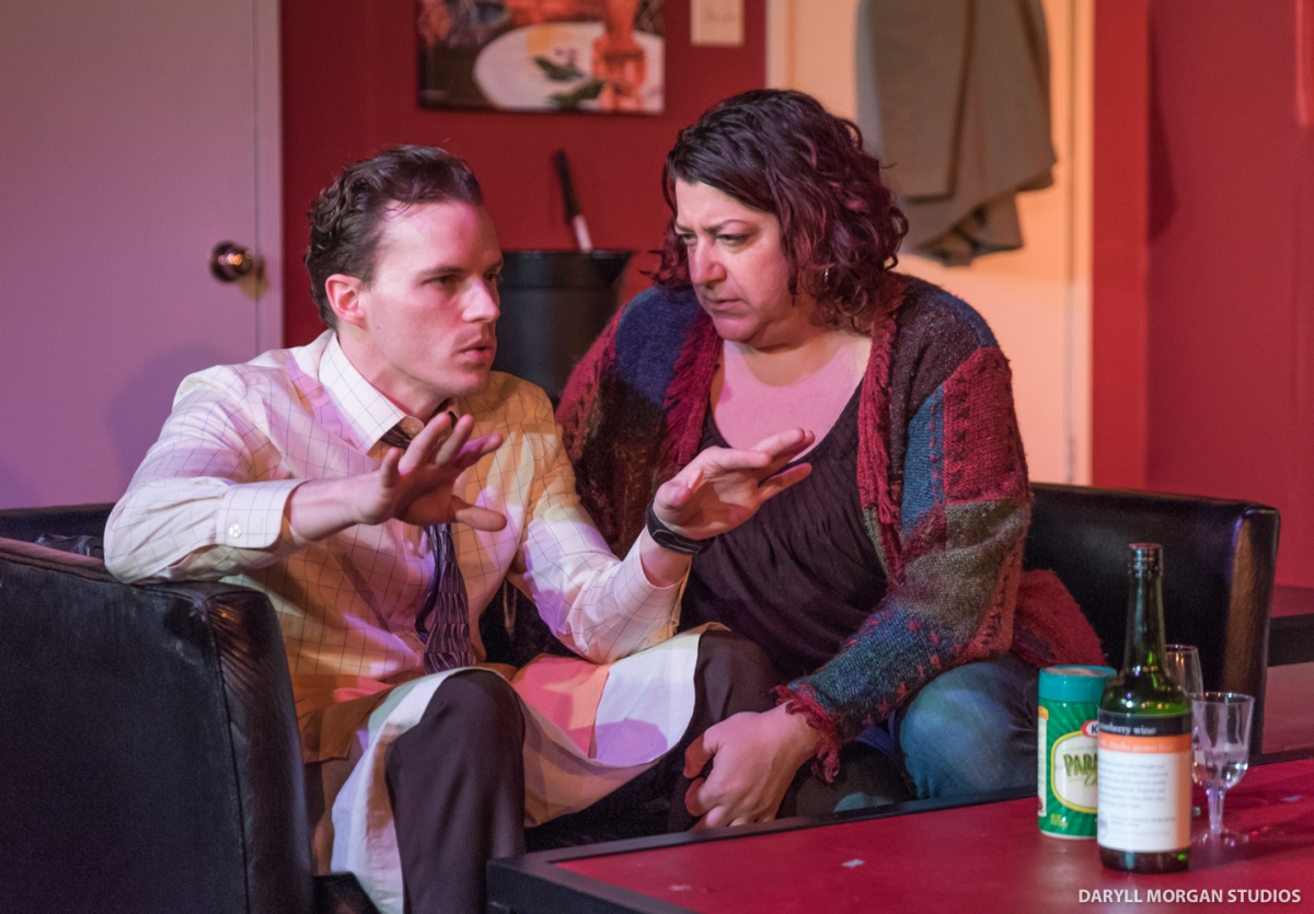 LUCKY ME: A Comedy Exploring the Joys of BeingFlawed