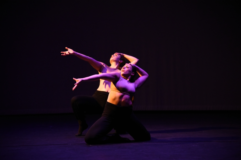 Mid-Motion X Dance_Emily DiMaggio and Marina Di Loreto_Photo by Ruth Judson