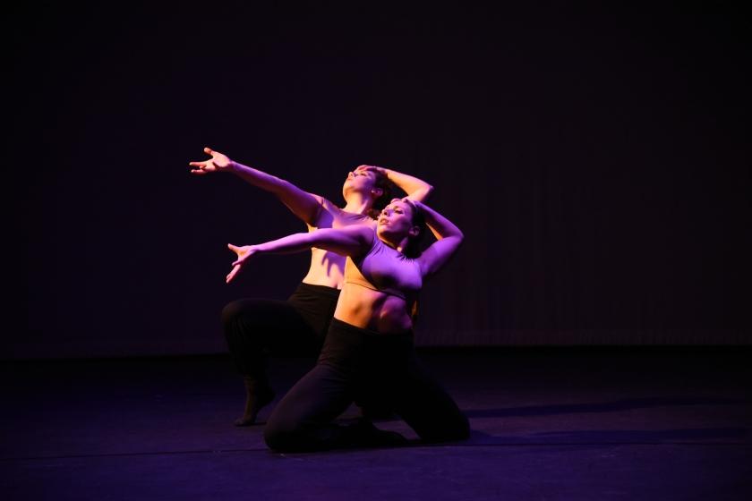 Mid-Motion X Dance_Emily DiMaggio and Marina Di Loreto_Photo by Ruth Judson