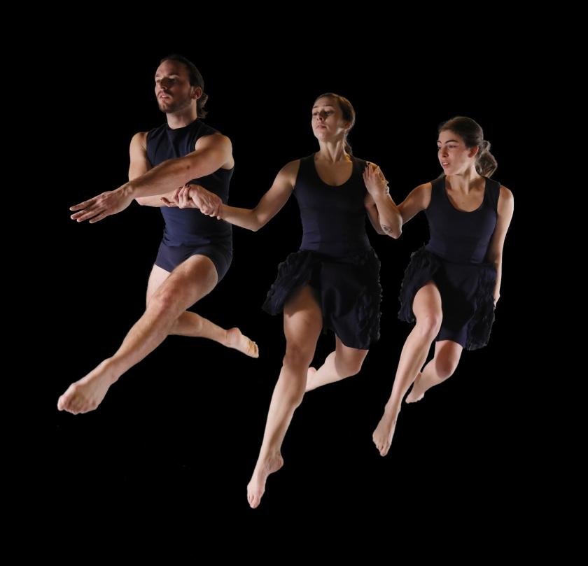 Mid-Starr Foster Dance_Ryan Davis, Caitlin Cunningham, Angela Palminsano_Photo Doug Hayes