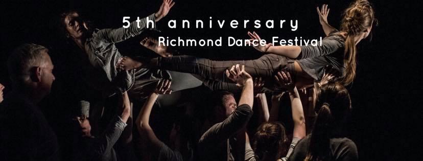 RICHMOND DANCE FESTIVAL 2018, Week Two: A Little NightDancing