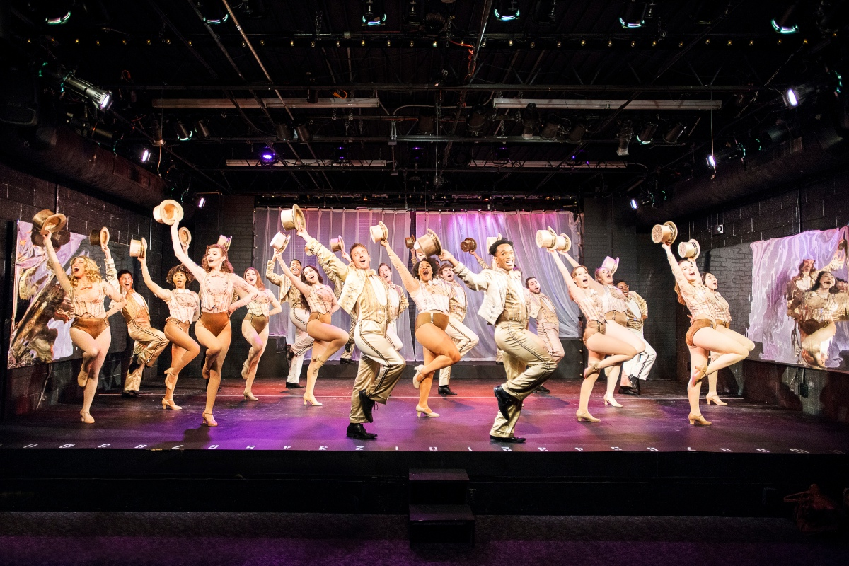 A CHORUS LINE: For the Dancer in Us All