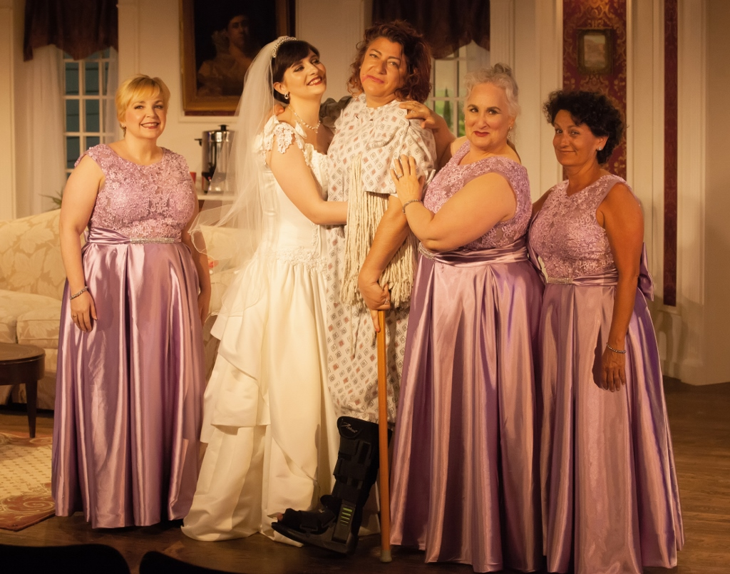 ALWAYS A BRIDESMAID: Southern Hospitality in a Comedy ofRecognition