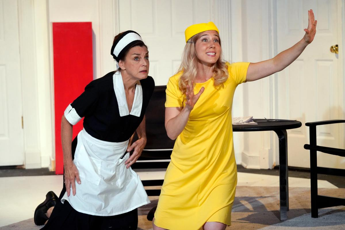 BOEING BOEING: CAT's 55th Season Opens with a French Farce