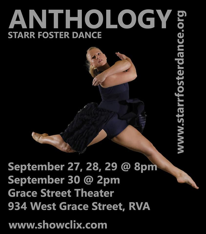 STARR FOSTER DANCE: Anthology & Thoughts