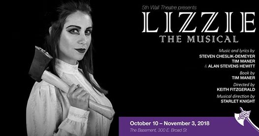 LIZZIE: An Axe Musical