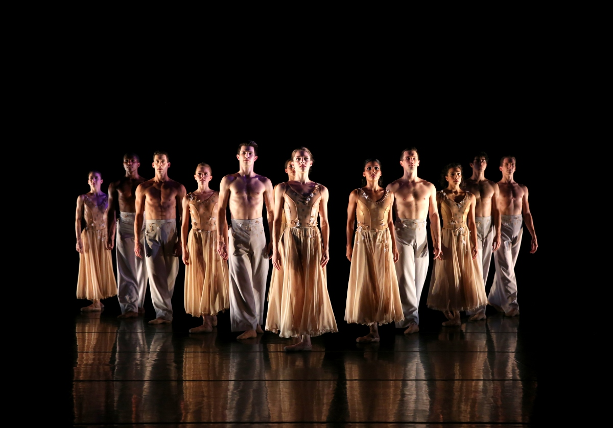 RICHMOND BALLET: A Requiem Into the Night