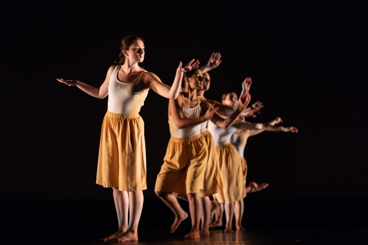 17th ANNUAL MID-ATLANTIC CHOREOGRAPHERS SHOWCASE: Selected for Diversity
