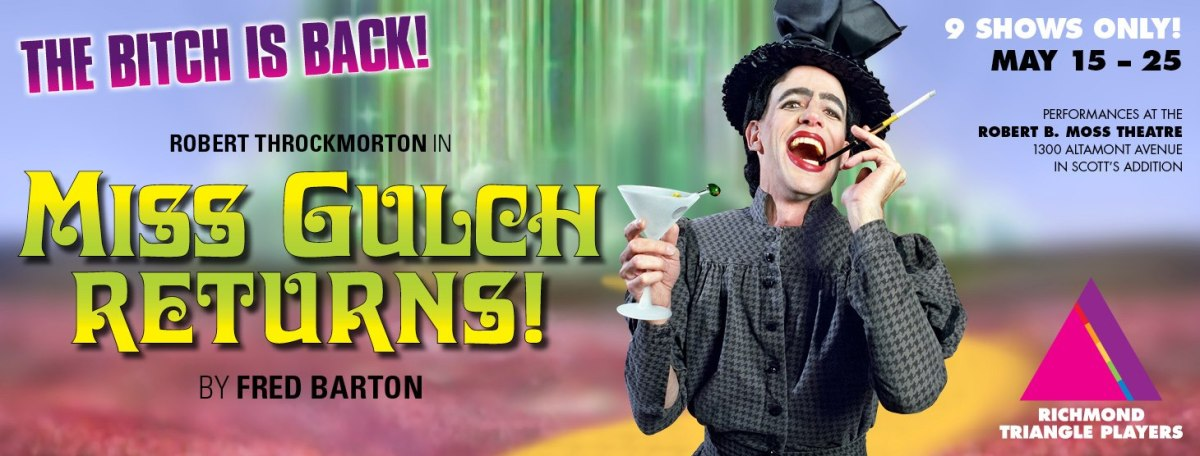 MISS GULCH RETURNS!: When Fiction Becomes Reality