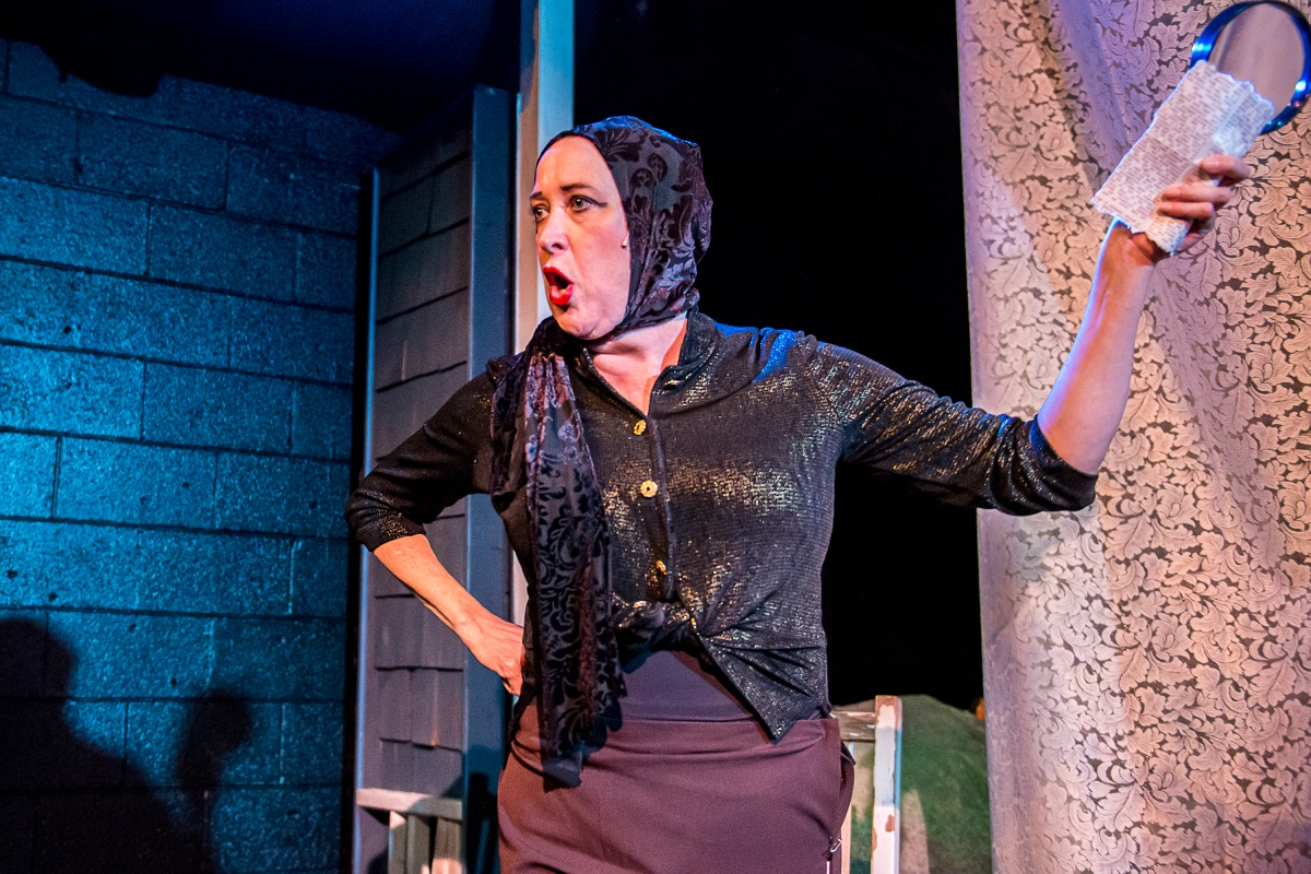 GREY GARDENS, THE RECLUSIVE MUSICAL