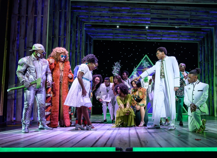 THE WIZ: Ease on Down the Road – RVArt Review