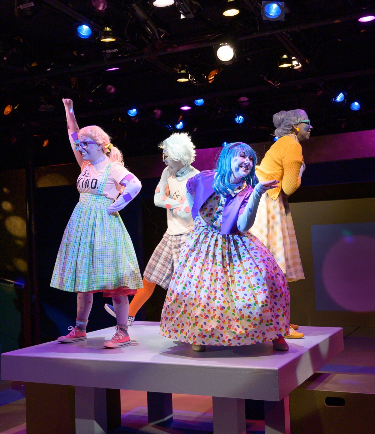 POLKA DOTS: A Musical About Segregation