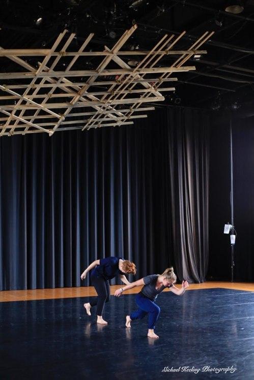Karar Dancers in rehearsl. Photo by Michael Keeling
