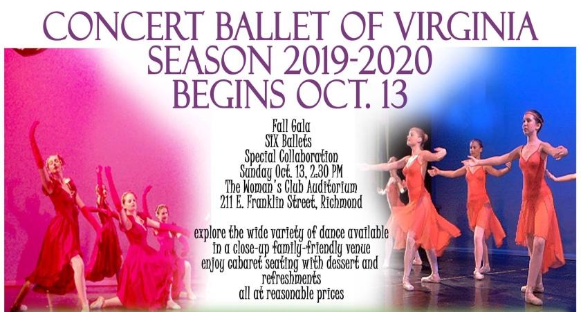 Concert Ballet of VA