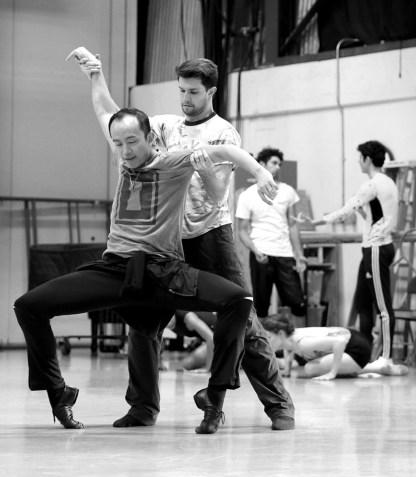 Richmond Ballet studio 1.2
