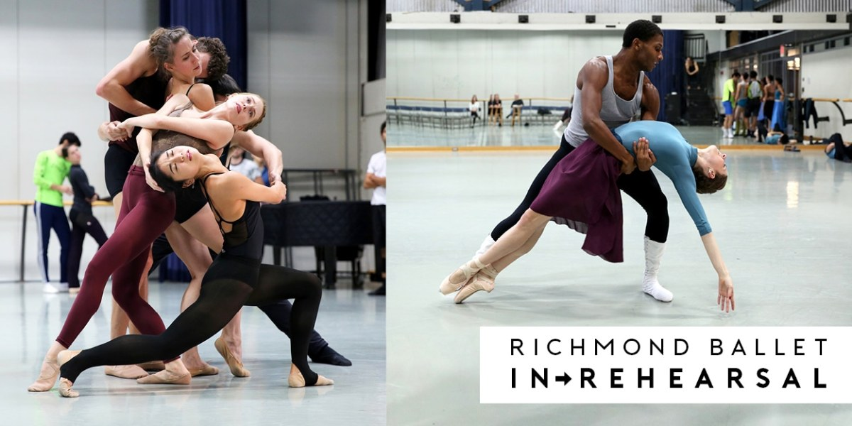RICHMOND BALLET: GRACE IN THE RIVER CITY – A REVIVAL & A PREMIERE