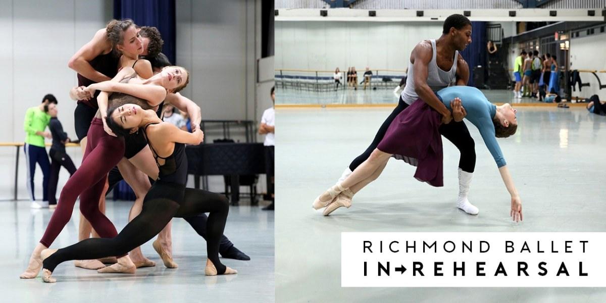 RICHMOND BALLET: GRACE IN THE RIVER CITY – A REVIVAL & APREMIERE