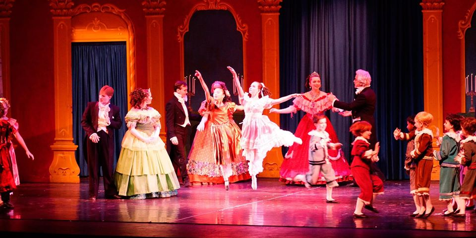 "CONCERT BALLET OF VIRGINIA: 43rd Annual ""Nutcracker"""