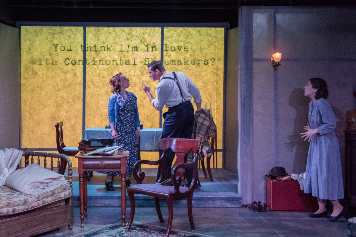 THE GLASS MENAGERIE: A MemoryPlay