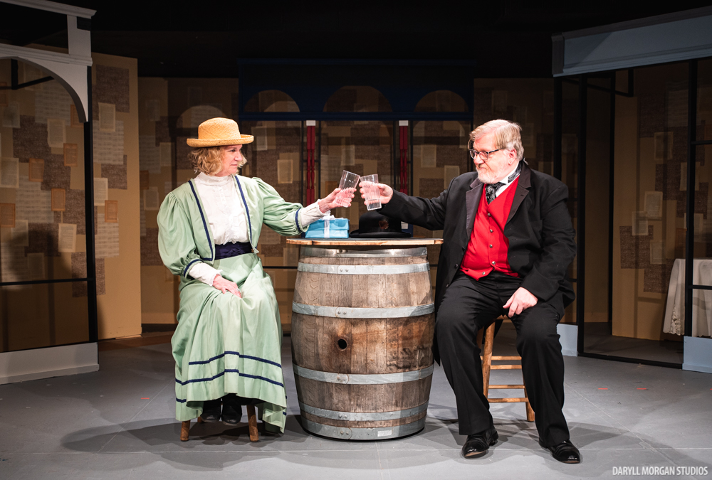 BLOOMSDAY: An Irish-Time-Travel LoveStory
