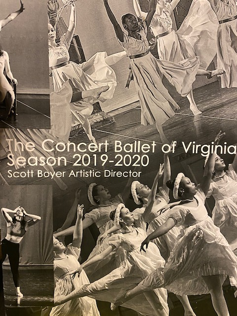 CONCERT BALLET OF VIRGINIA: Winter Gala Features American Themes & More