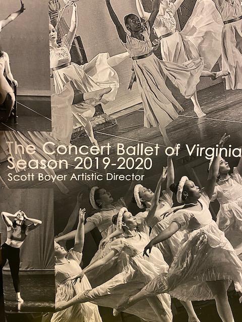 Concert Ballet of VA.1