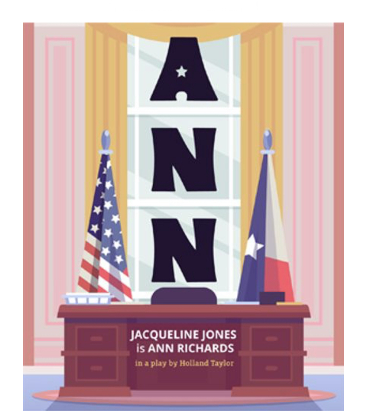 "JACQUELINE JONES IS ""ANN"": One Woman Show at the Firehouse Theatre"