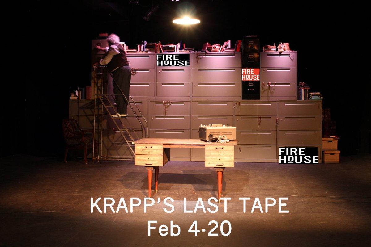 KRAPP'S LAST TAPE: